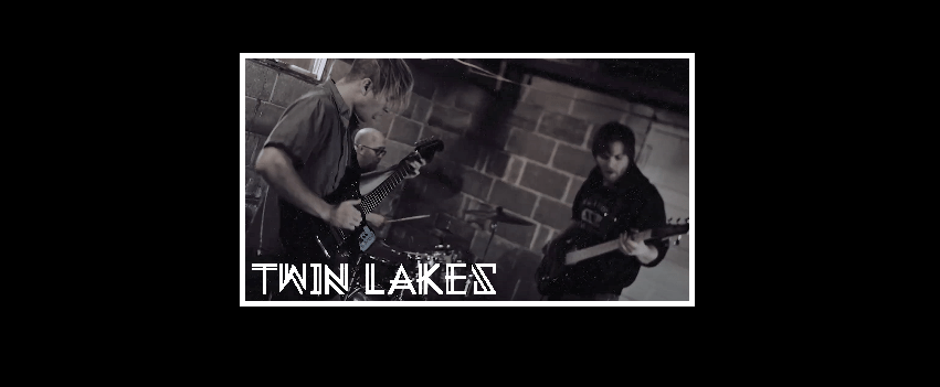 Folk rock trio Twin Lakes Band rock out