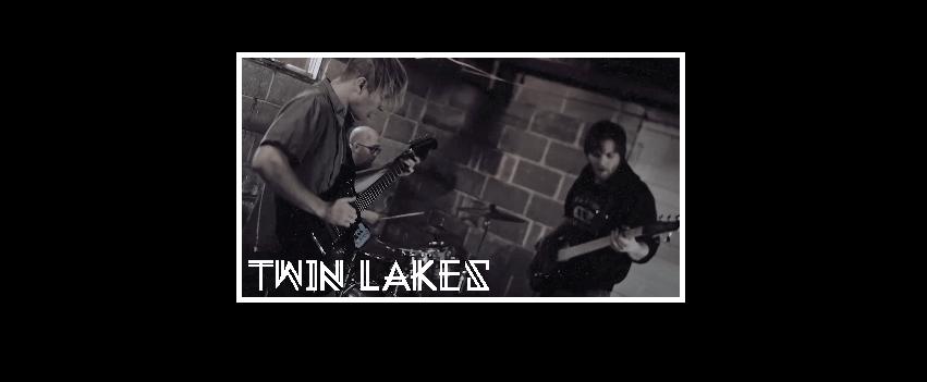 Folk rock trio Twin Lakes Band rock out