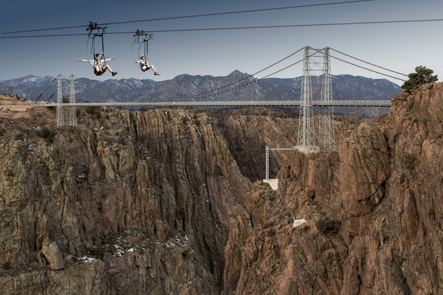 Royal Gorge Zipline Tours