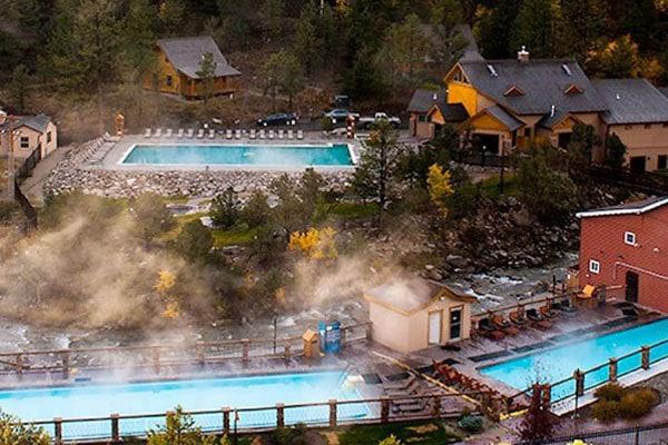 Colorado Hot Springs.
