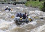 Colorado Whitewater Rafting.