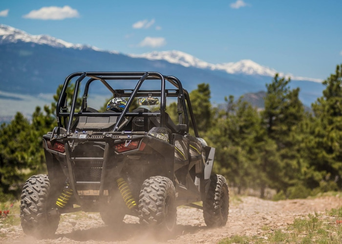 RZR Tours in Buena Vista, Colorado.