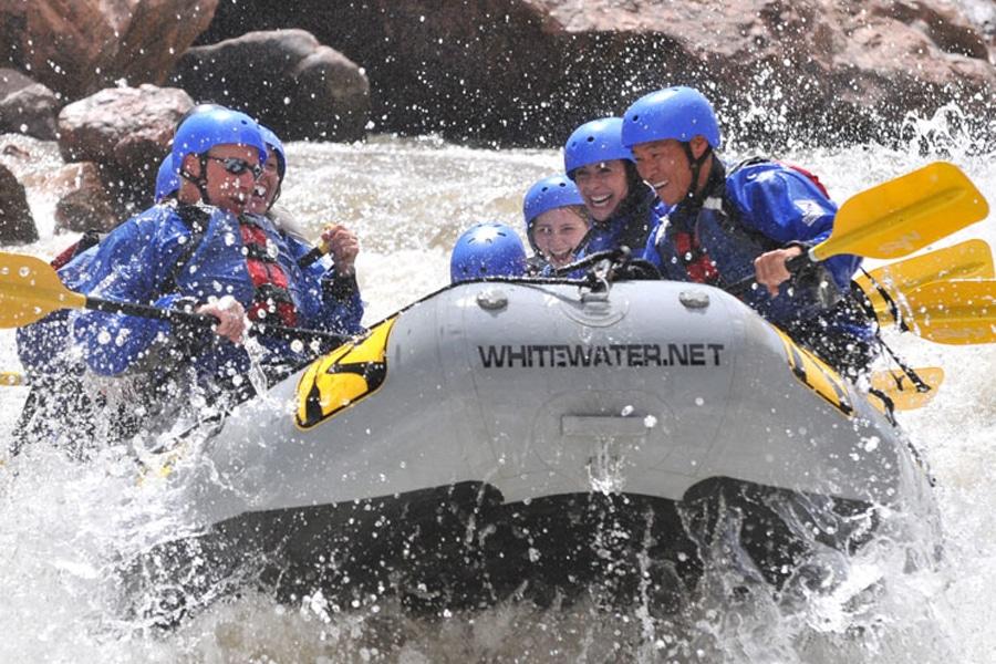 Royal Gorge Rafting Trips.