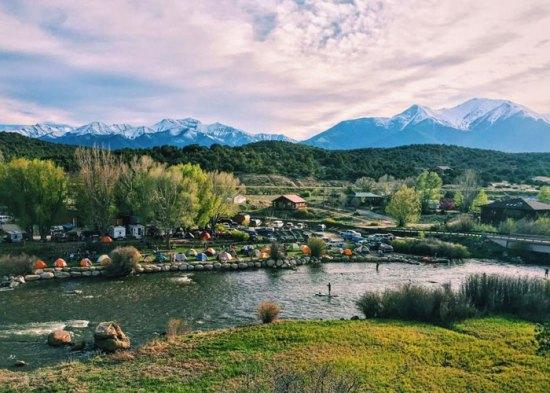 River Runners Riverside Rafting Resort