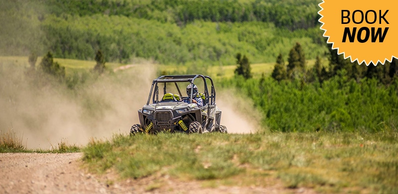 Buena Vista, Colorado Side-by-Side ATV Tours with the