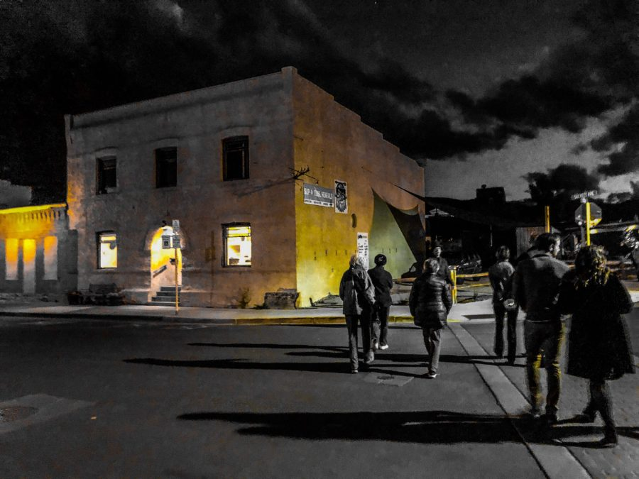 Ghost and History Tours in Salida and Buena Vista, Colorado.