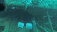 Ashes on the wreck