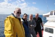 John Sullivan, Martin Tozer, Des Williams and Mark Ryan