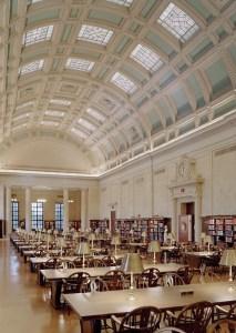 Harvard Library (Widner building) Harvard University,