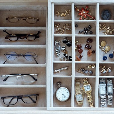 Organized Living: What's in Your Drawers?