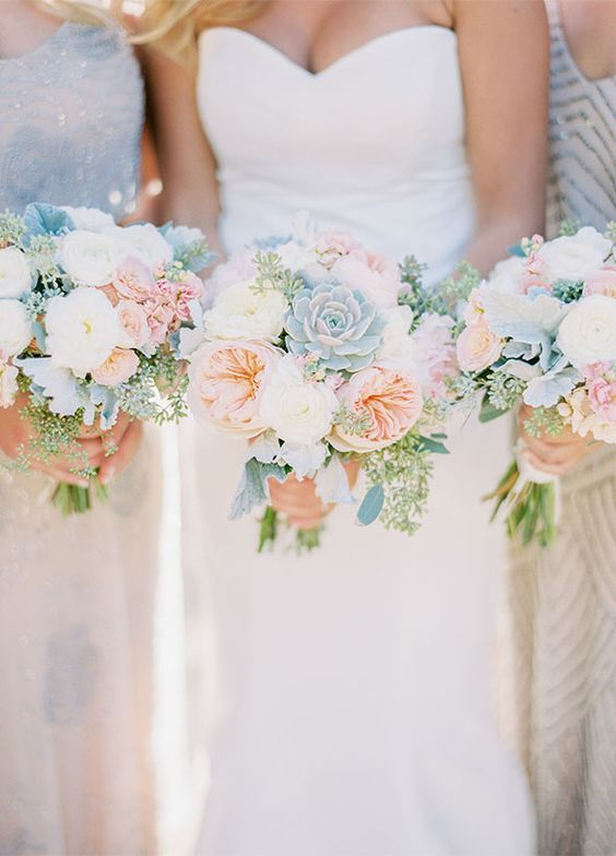 14 Stunning Bouquets for Your Wedding