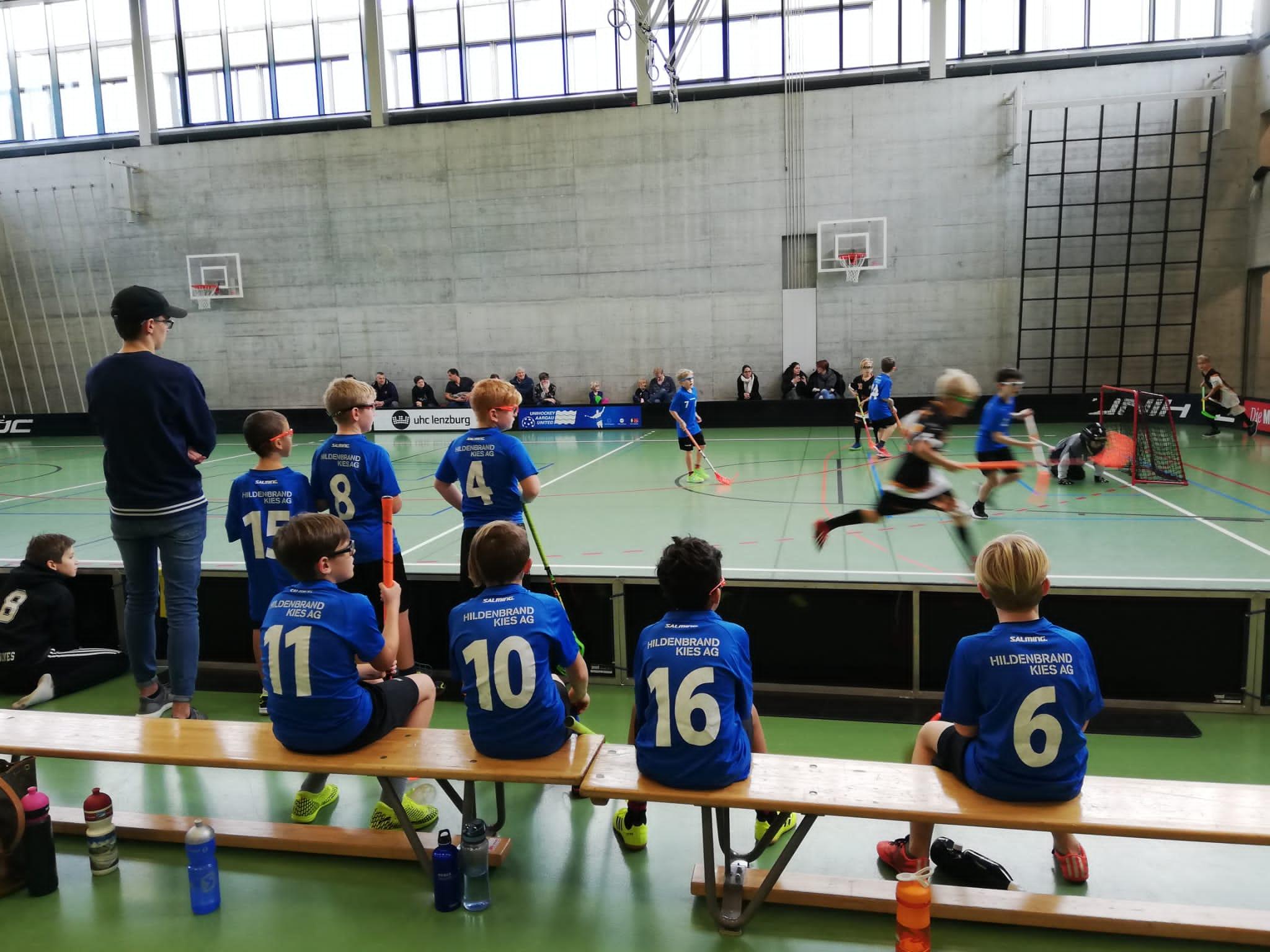 2. E-Junioren Runde