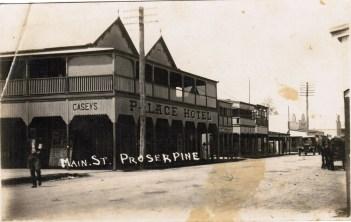 Early Main Street Proserpine