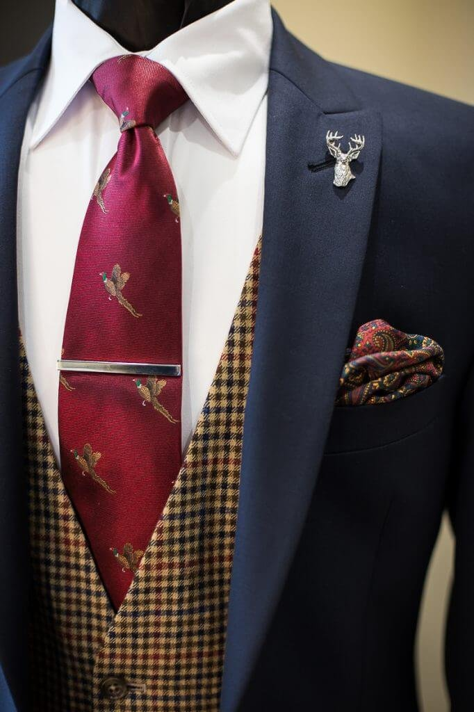 How Grooms Can Stand Out In Wedding Suits  Whitfield  Ward