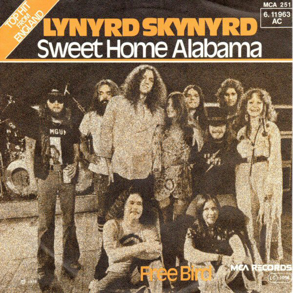 It brings out pride in us southerners but to understand them you need to look at the verse befor and the two … Dave S Music Database Lynyrd Skynyrd Released Sweet Home Alabama