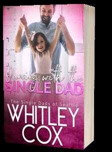 Single dad romance, romantic comedy, inspirational romance, romance with dancing