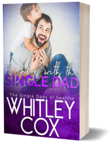 single dad romance, one-night stand, neighbors to lovers, romantic suspense, single mom romance, romantic comedy