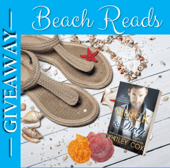 Beach reads giveaway 2 Whitley Cox