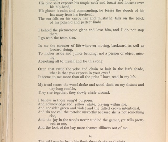 Leaves Of Grass   The Walt Whitman Archive