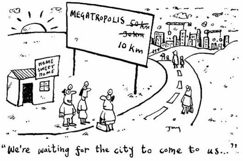 Urban Sprawl & Smart Growth