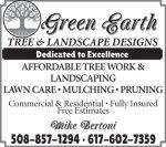 Tree & Landscape Designs