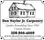 Don Naylor Jr. Carpentry