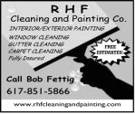 RHF Cleaning & Painting Co.