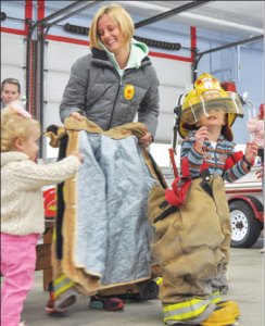 Hanson Fire Department Open House