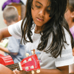 Hanson Library offers summer ukelele lesson