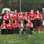 Champions! W-H 14U girls' softball team wins Halifax Summer Smash