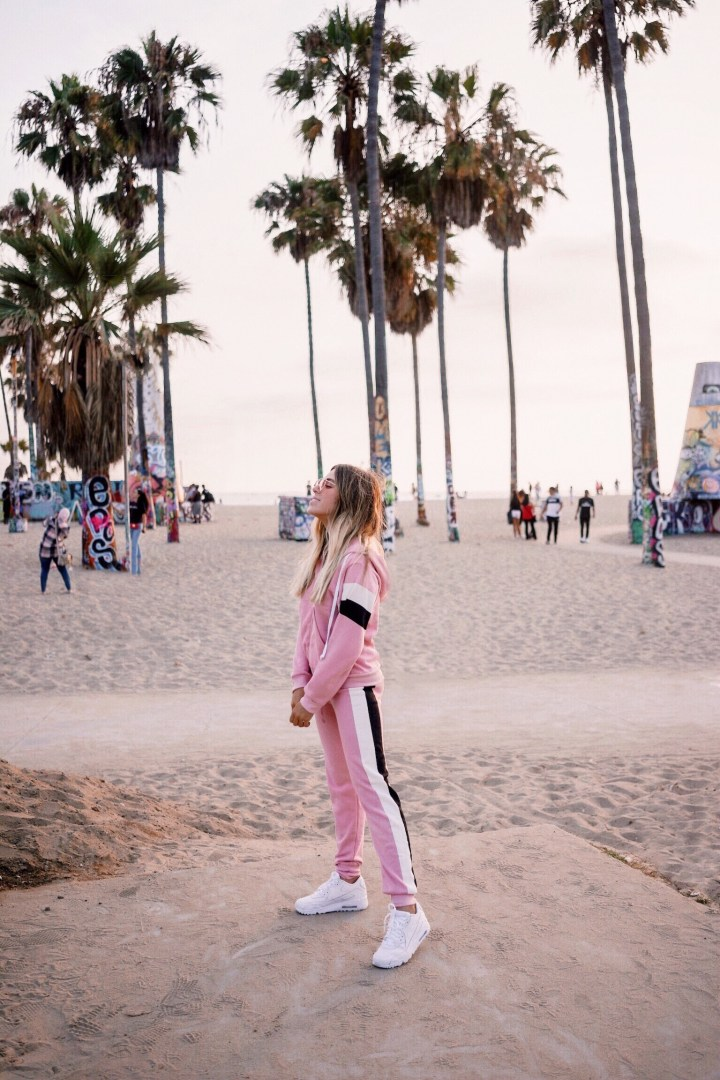 Currently Crushing: Sweatsuits