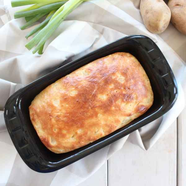 Homemade Potato Bread Recipe