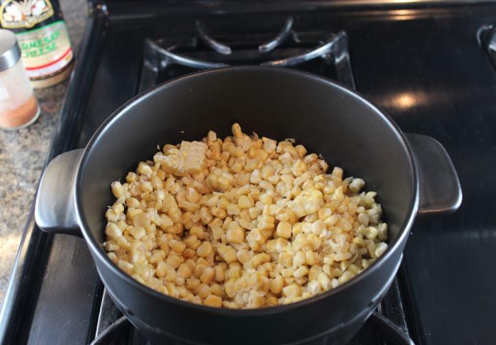 Grilled Corn Kernels