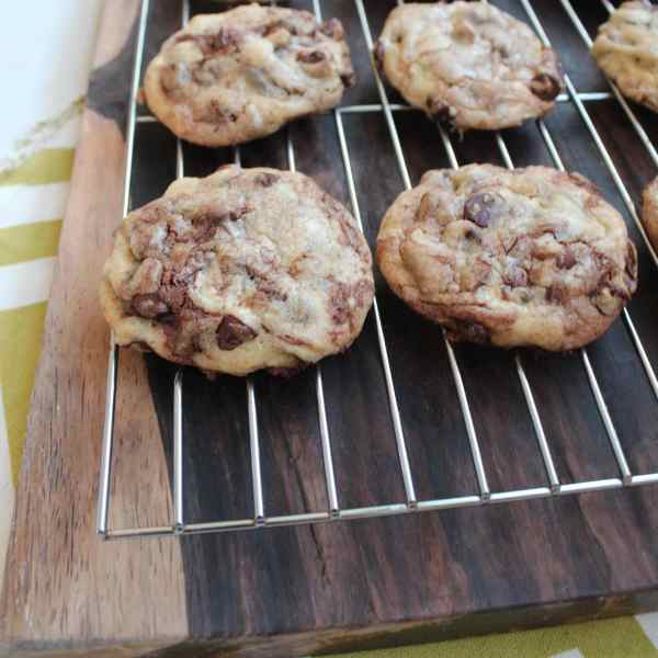 Nutella Chocolate Chip Cookie Recipe