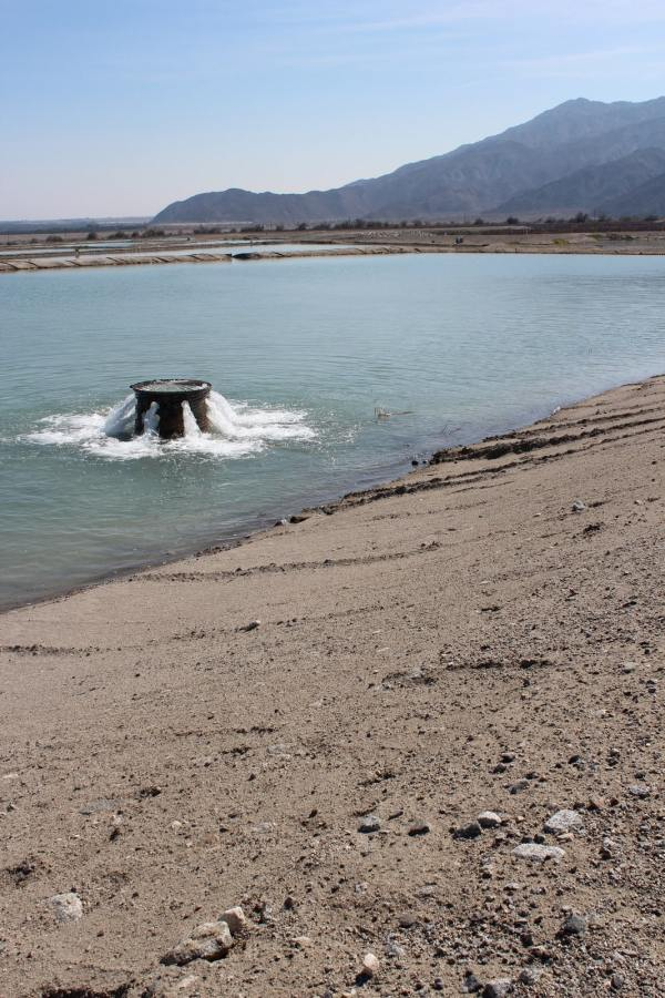 Coachella Valley Water Recharge Facility