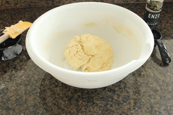 Roti Bread Dough