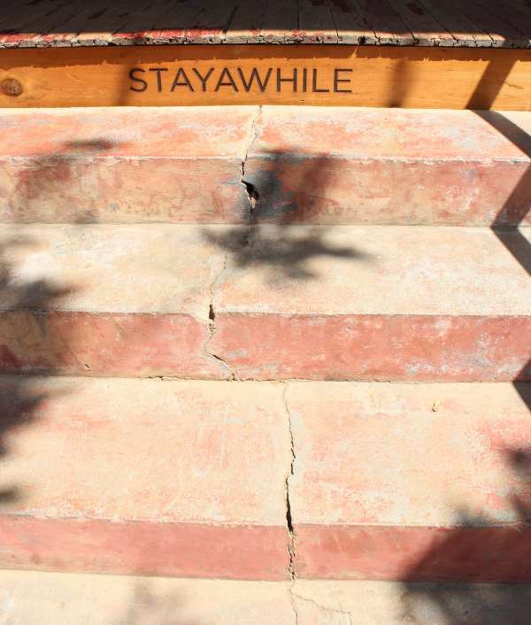 Steps into Queenstown San Diego