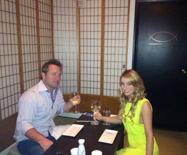 Aijo Brickell Miami VIP Dining Room