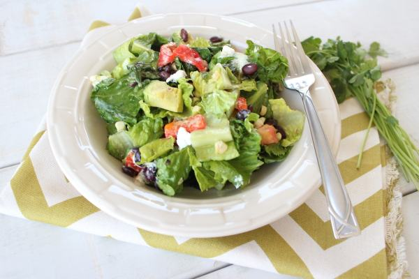 Southwest Chopped Salad Recipe