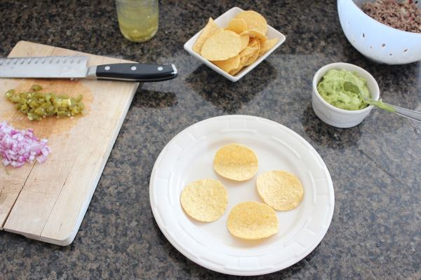 How to make mini tacos
