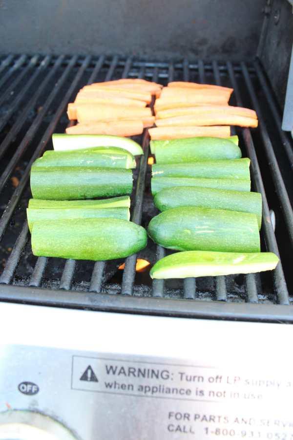 Grilled Vegetable Recipe