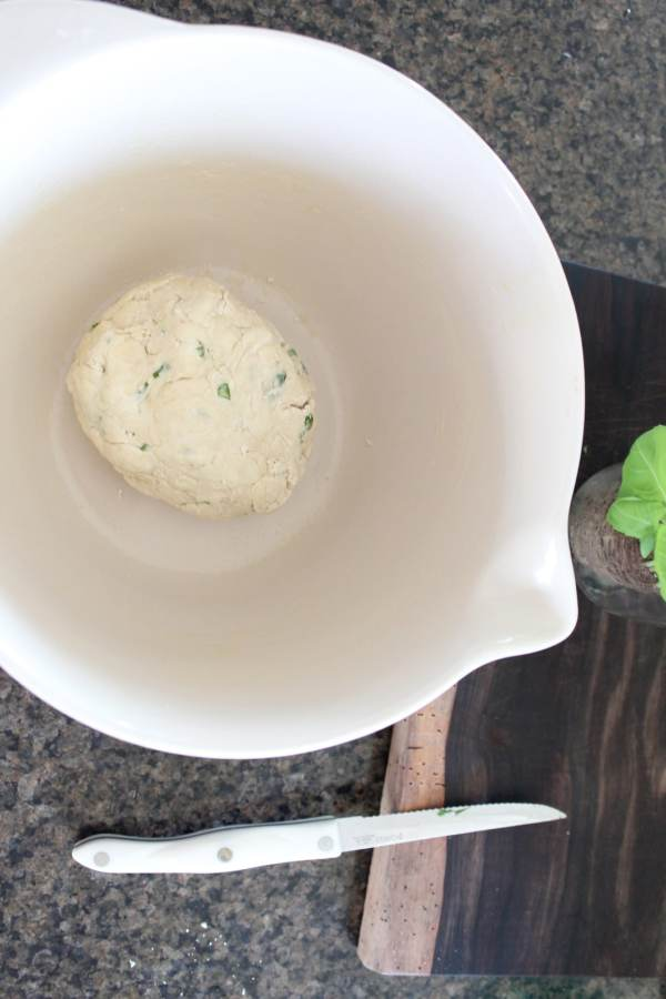Homemade Flatbread Dough