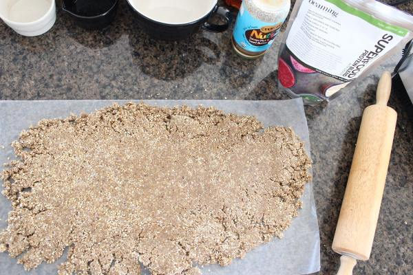 No Bake Protein Bar Recipe