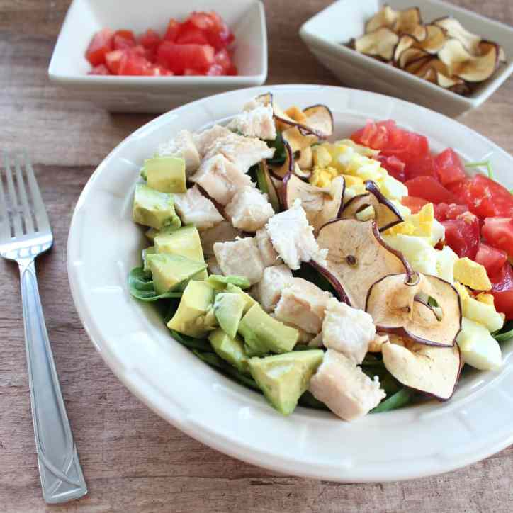 Hangover Cobb Salad Recipe