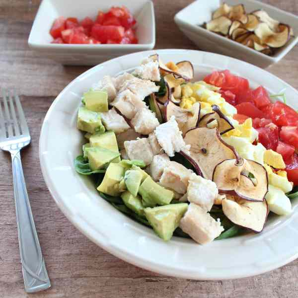 Hangover Cobb Salad Recipe