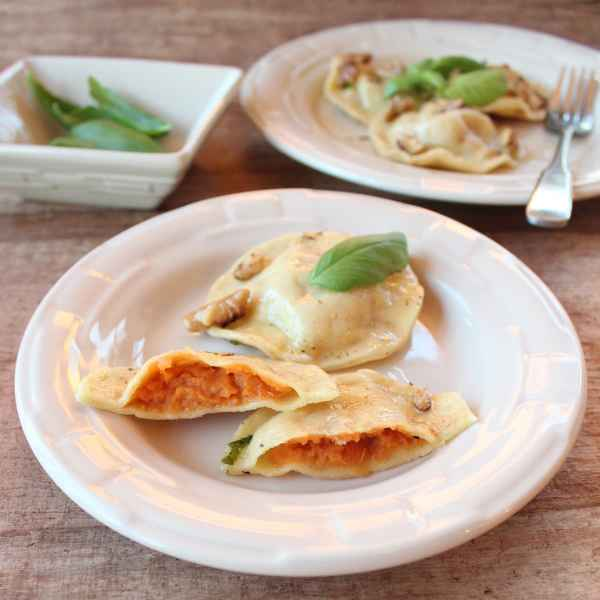 Sweet Potato Ravioli Recipe