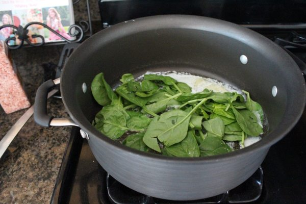 Spinach Alfredo Sauce Recipe