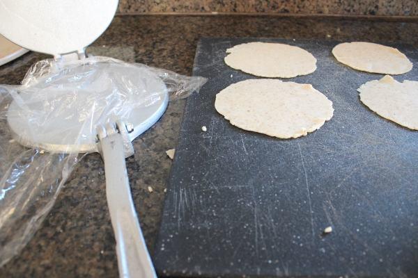 Gluten Free Empanada Dough