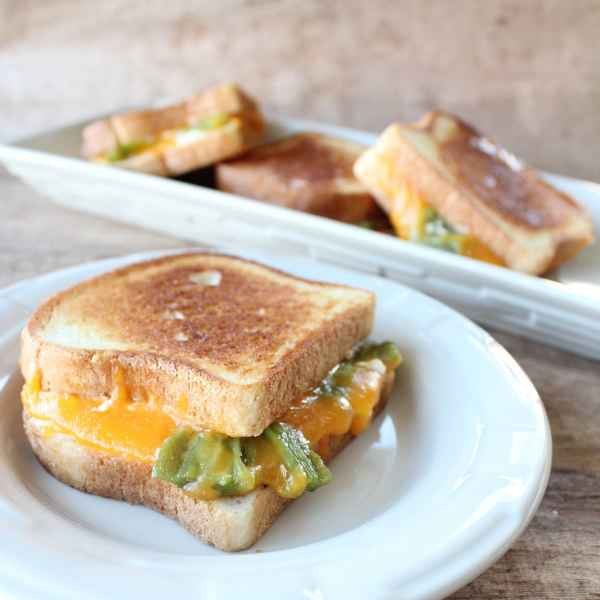 Gluten Free Jalapeño Grilled Cheese