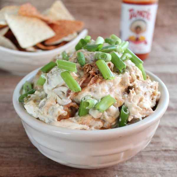 Chipotle Pulled Pork Dip